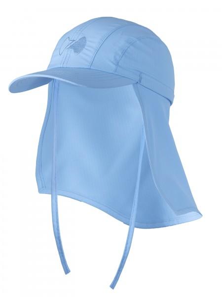 Sonnenkappe 'pid blue` Grösse 42-44