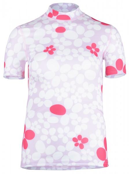 UV Sonnenschutz Kurzarmshirt 'orua cameo rose'' für Frauen mit UPF 80 von hyphen