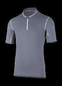 UV Sonnenschutz Kurzarmshirt 'satao pintoo' für Herren mit UPF 80 von hyphen