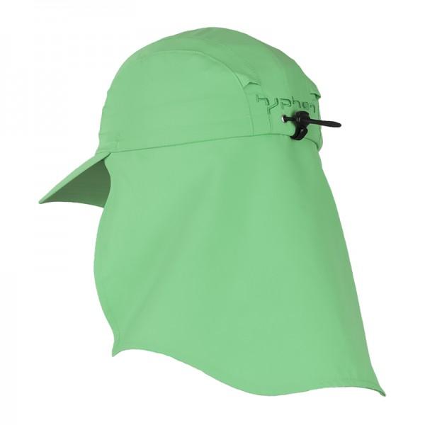 UV  Sonnenhut 'lallgreen' mit UPF 80 Grösse 46-48 von hyphen