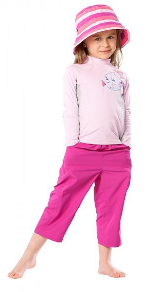 UV Sonnenschutz 3/4 Hose 'baton rouge' für Kinder mit UPF 80 von hyphen