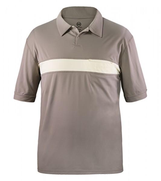 UV Sonnenschutz Poloshirt 'macchiato' für Herren mit UPF 40 Marke hyphen