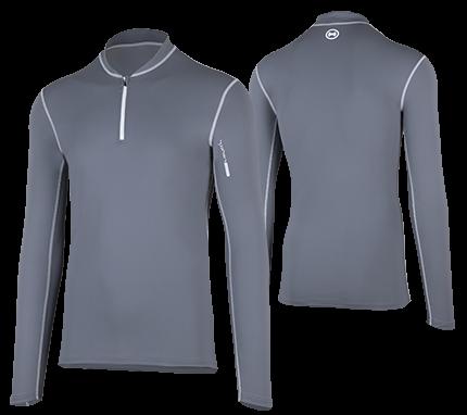 UV Sonnenschutz Langarmshirt 'satao pintoo' für Herren mit UPF 80 von hyphen