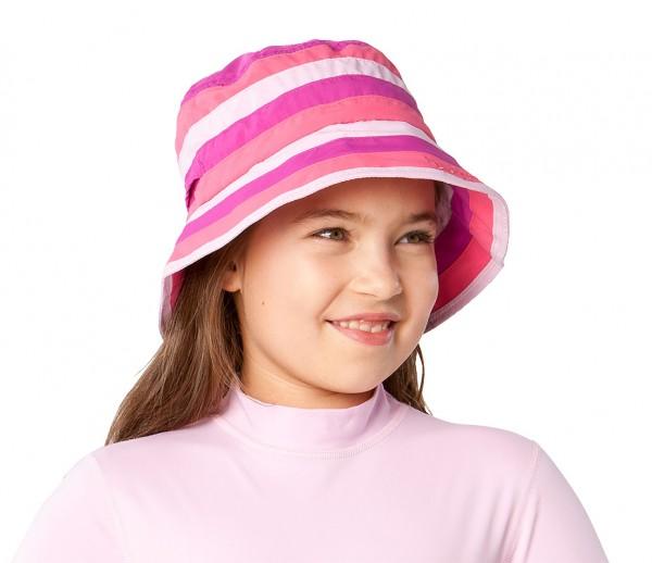 UV  Sonnenhut 'lollypop' für Kinder mit UPF 80 Grösse 54-56 von hyphen