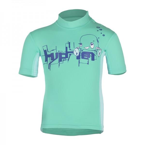UV Sonnenschutz Kurzarmshirt 'oshima bermuda' für Kinder mit UPF 80 von hyphen