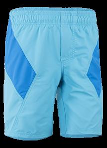 Kinder Shorts 'moloki azur/cielo' von Hyphen mit UPF 80