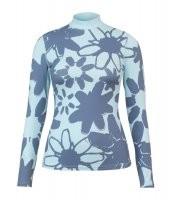 UV Sonnenschutz Langarmshirt'pieni light blue'für Frauen mit UPF 80 von hyphen