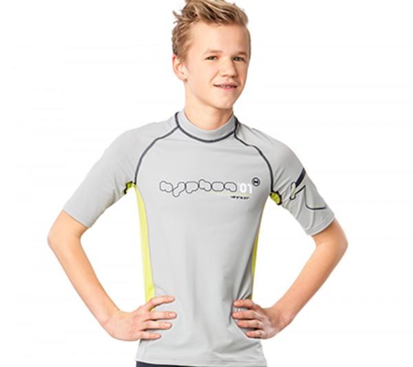 UV Sonnenschutz T-Shirt 'satellite paloma' mit UPF für Kinder 80 Marke hyphen Grösse 152-158