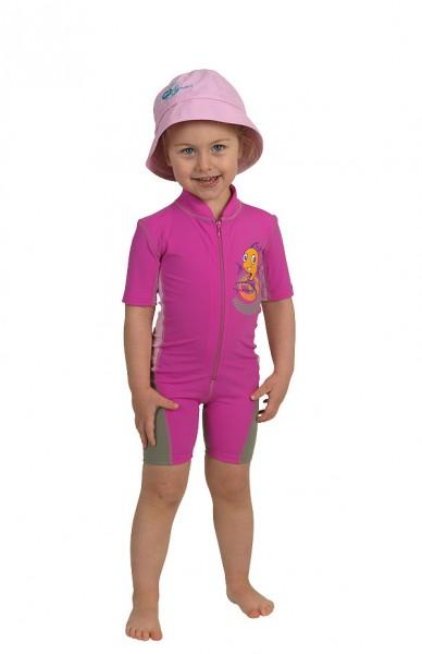 UV Sonnenschutz Shorty 'syra' candy für Kinder mit UPF 80 von hyphen