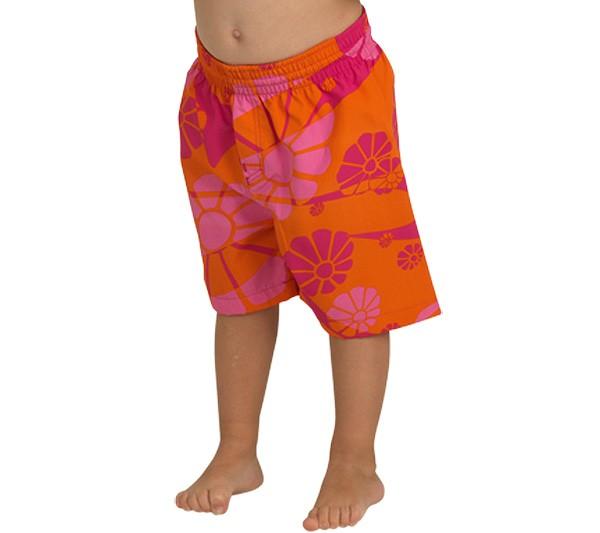 UV Sonnenschutz Shorts 'candyflower' für Kinder mit UPF 80 von hyphen