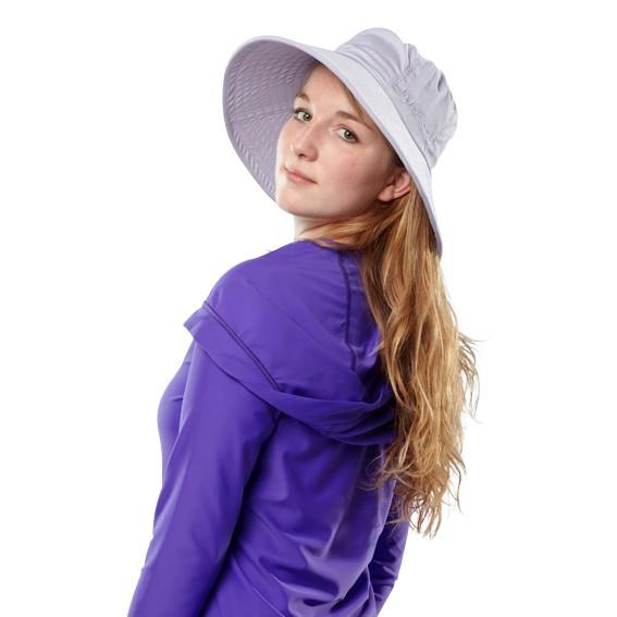 UV  Sonnenhut 'liliati' für Erwachsene mit UPF 80 Grösse 58-60 von hyphen