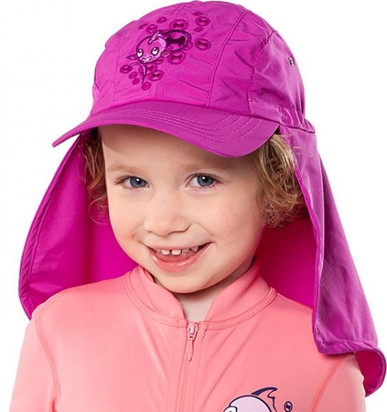 UV  Sonnenhut 'baton rouge' für Kinder mit UPF 80 Grösse 46-48 von hyphen