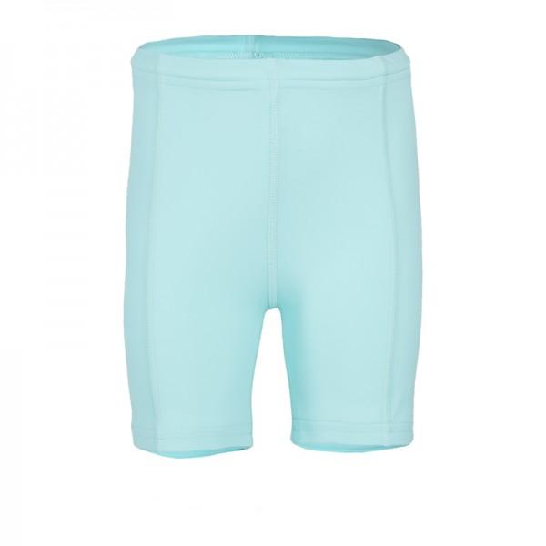 UV Sonnenschutz Shorts 'helltürkis' für Kinder mit UPF 80 von hyphen