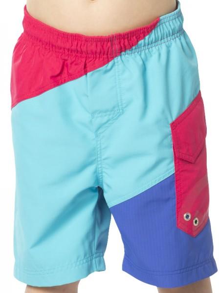 UV Sonnenschutz Badeshorts 'azao-azurito' für Kinder mit UPF 80 von hyphen