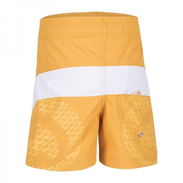 UV Sonnenschutz Shorts 'tangerine' für Kinder mit UPF 80 von hyphen