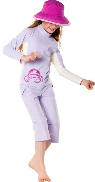 UV Sonnenschutz Hosen 'malola liliati' für Kinder mit UPF 80 von hyphen
