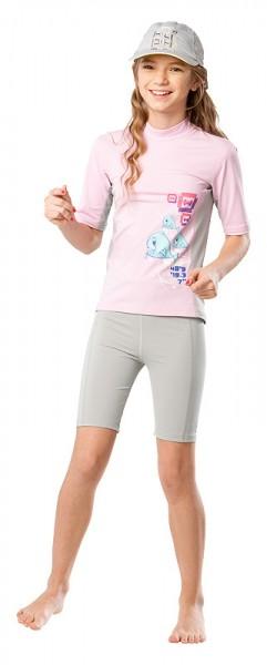 UV Sonnenschutz Shorts 'paloma' für Kinder mit UPF 80 von hyphen