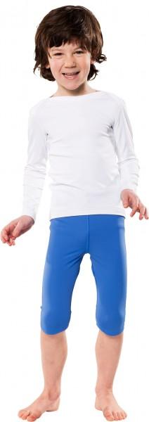 UV Sonnenschutz Langarmshirt 'white' für Kinder mit UPF 80 von hyphen