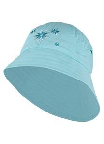 UV  Sonnenhut 'caribic' mint für Kinder mit UPF 80 Grösse 54-56 von hyphen