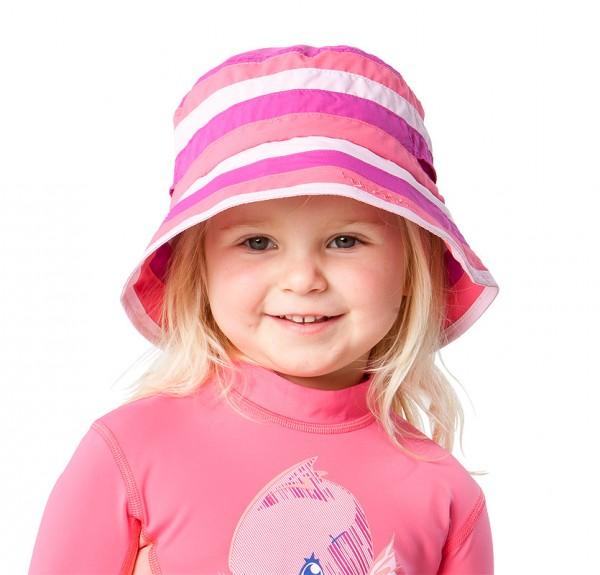 UV  Sonnenhut 'lollypop' für Kinder mit UPF 80 Grösse 46-48 von hyphen